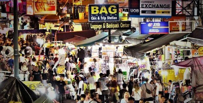 5 Tempat Kuliner Di Bangkok, Thailand