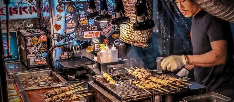 Inilah 5 Area Paling Populer Untuk Menikmati Makanan Jalanan Di Korea